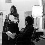 LTY auditions for Paul Mazursky Photo by Peter Sellers